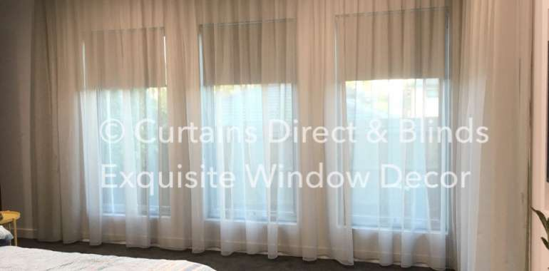 Interior Style: Sheer Curtains