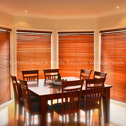Timber Blinds